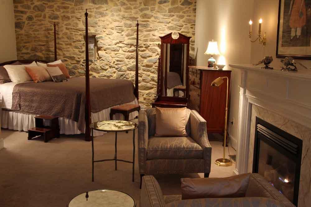 Henry & Anna's Room, Pheasant Run Farm Lancaster PA