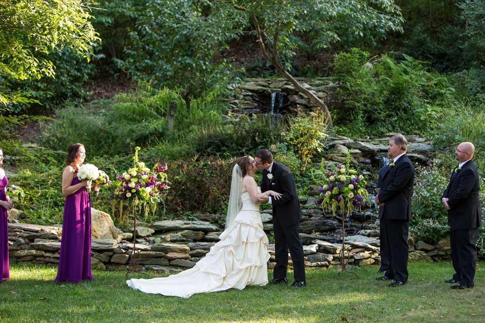 Wedding venue Lancaster PA - April & Bryan photography