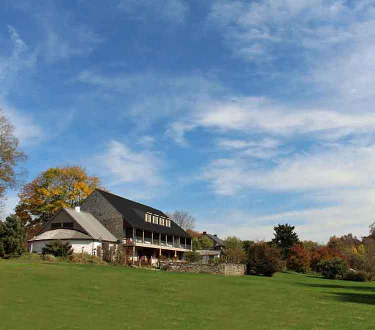 Lancaster County Bed and Breakfast at Pheasant Run Farm